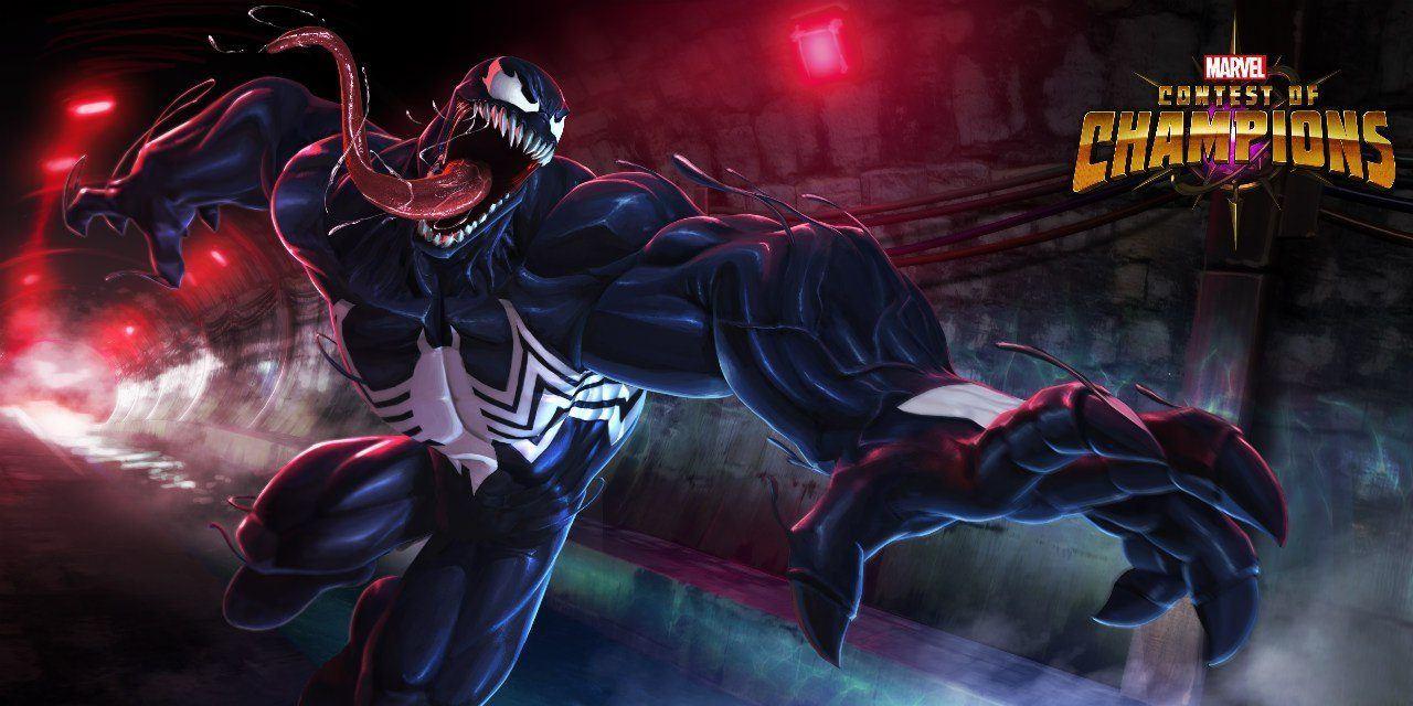 Марвел битва чемпионов человек паук