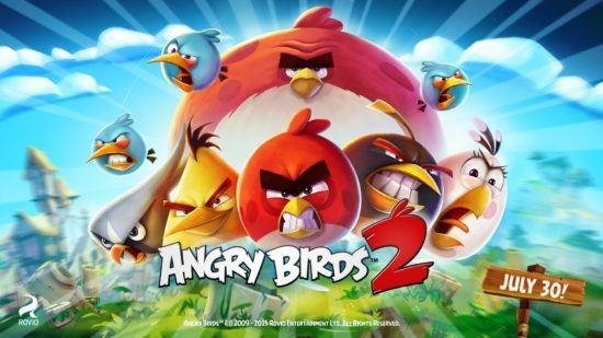 скачать игру angry birds 2 на компьютер бесплатно через торрент