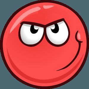 Скачать игру про шарик красный