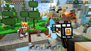 Pixel Gun 3D на rusgamelife.ru