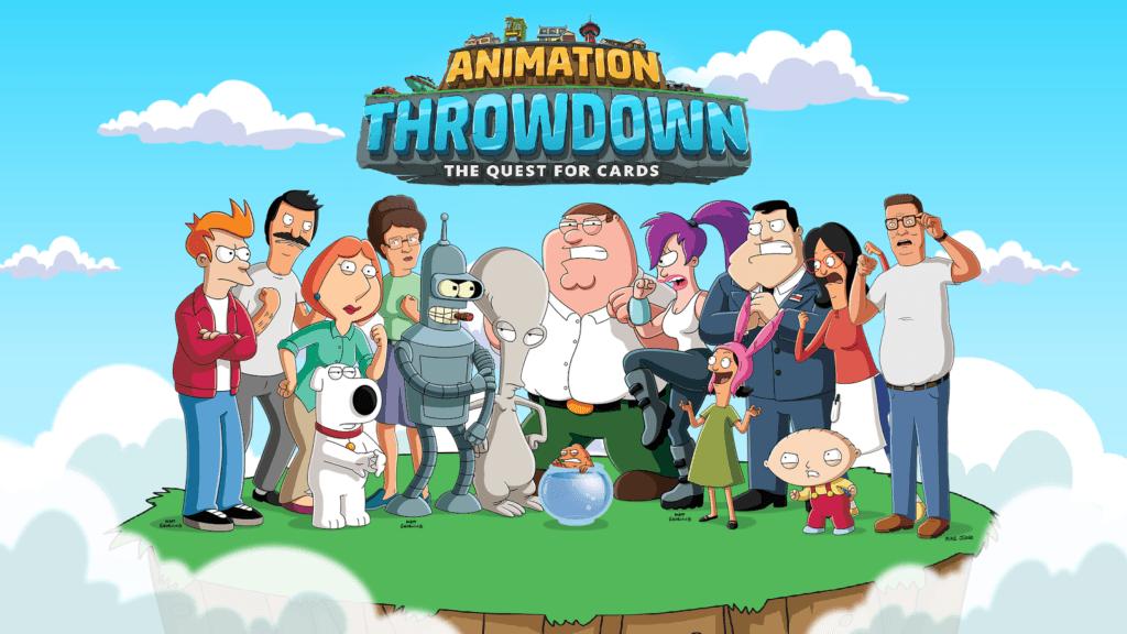 Animation Throwdown TQFC на rusgamelife.ru