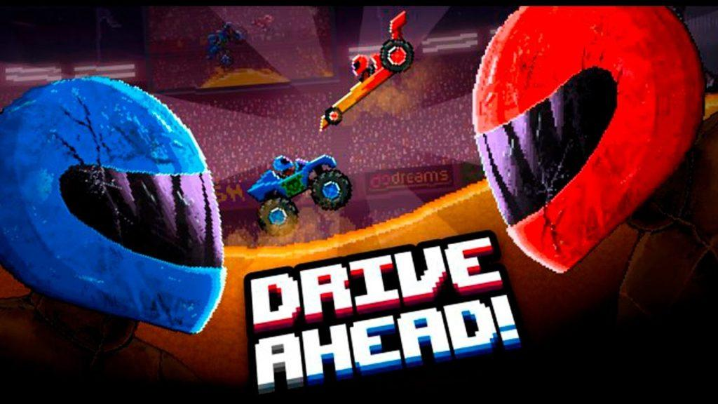 Drive Ahead на rusgamelife.ru