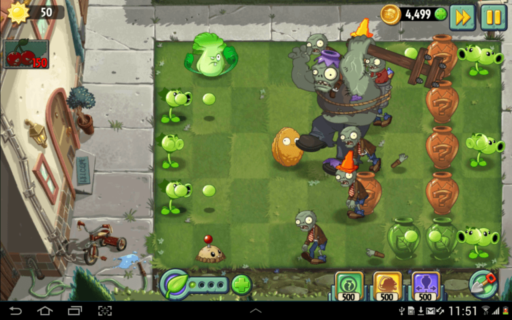 Plants vs Zombies 2 for iPhone - Download