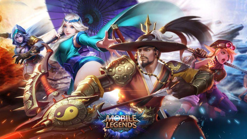 Mobile Legends Bang Bang на rusgamelife.ru