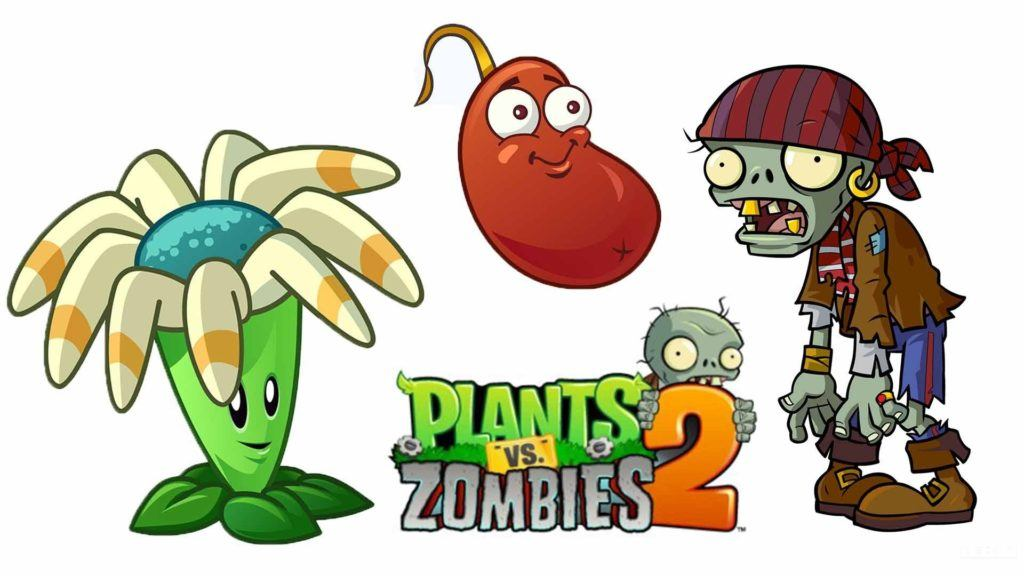 Plants vs. Zombies 2 на ПК на rusgamelife.ru