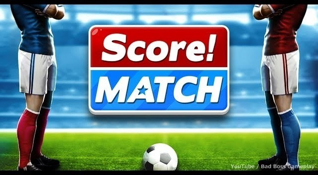 Score Match на ПК на rusgamelife.ru