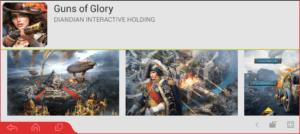 Установка Guns of Glory на ПК через Droid4X