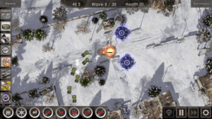 Defense Zone 3 на ПК на rusgamelife.ru