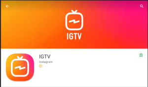Установка IGTV на ПК через Nox App Player