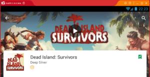 Установка Dead Islands Survivors на ПК через Droid4X