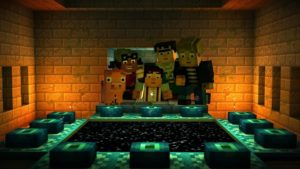 Minecraft Story Mode-04
