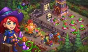 Monster Farm Ферма-03