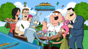 Animation Throwdown TQFC на rusgamelife.ru