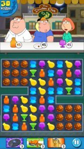 Family Guy Freakin Mobile Game на rusgamelife.ru