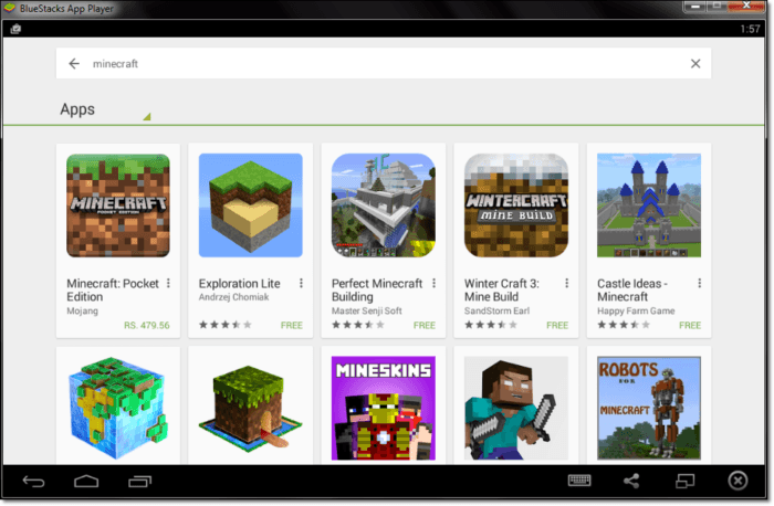 Minecraft - Pocket Edition на rusgamelife.ru