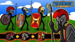 Stick War Legacy на rusgamelife.ru