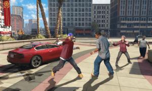 Vegas Crime City на ПК на rusgamelife