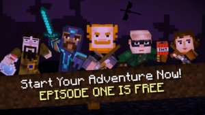 Minecraft Story Mode-01