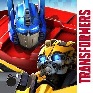 Трансформеры Закаленные в бою