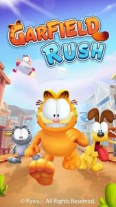 Garfield Rush-01