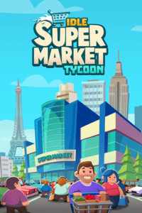 Idle Supermarket Tycoon - Shop-01