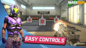 MaskGun Multiplayer FPS-01