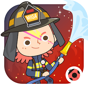 Miga Город пожарное депо