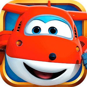 Super Wings Jett Run