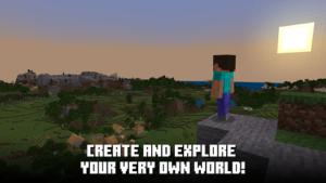 Пробная версия Minecraft-01