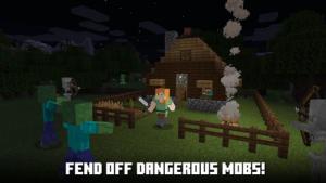 Пробная версия Minecraft-02