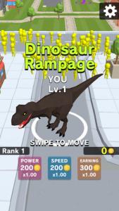 Dinosaur Rampage-01