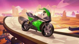 Gravity Rider Zero-01