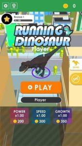 Running Dinosaur-01