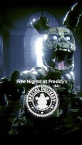 Five Nights at Freddy's AR Special Delivery-01