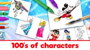 Disney Coloring World-02