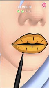 Lip Art 3D-03