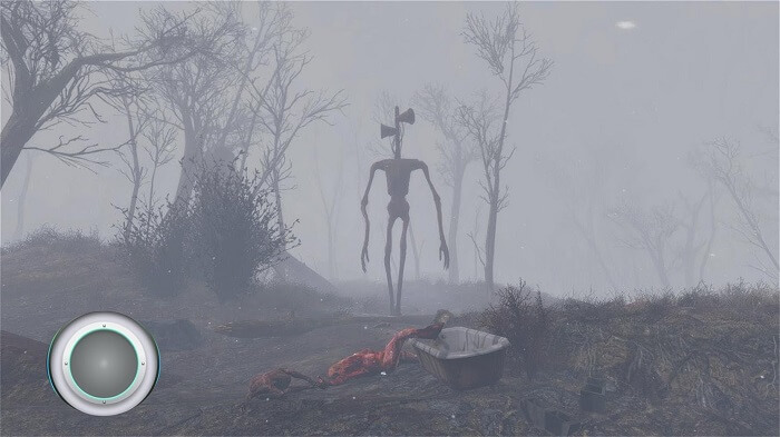 Siren Head Horror Game-01