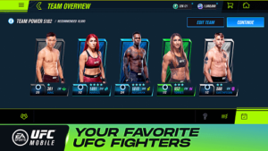 EA SPORTS UFC Mobile 2-02